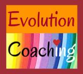 evolution coaching logo contorno